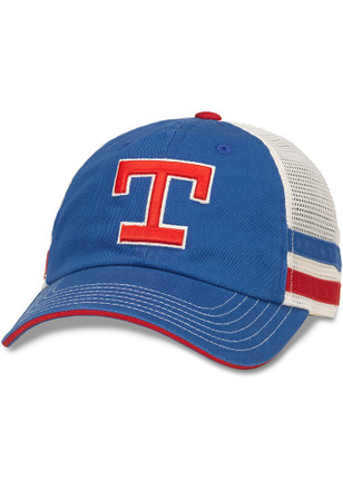 rangers blue foundry adjustable hat texas baseball stadium capacity baylor cap black