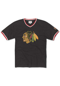 Chicago Blackhawks Black Eastwood Fashion Tee