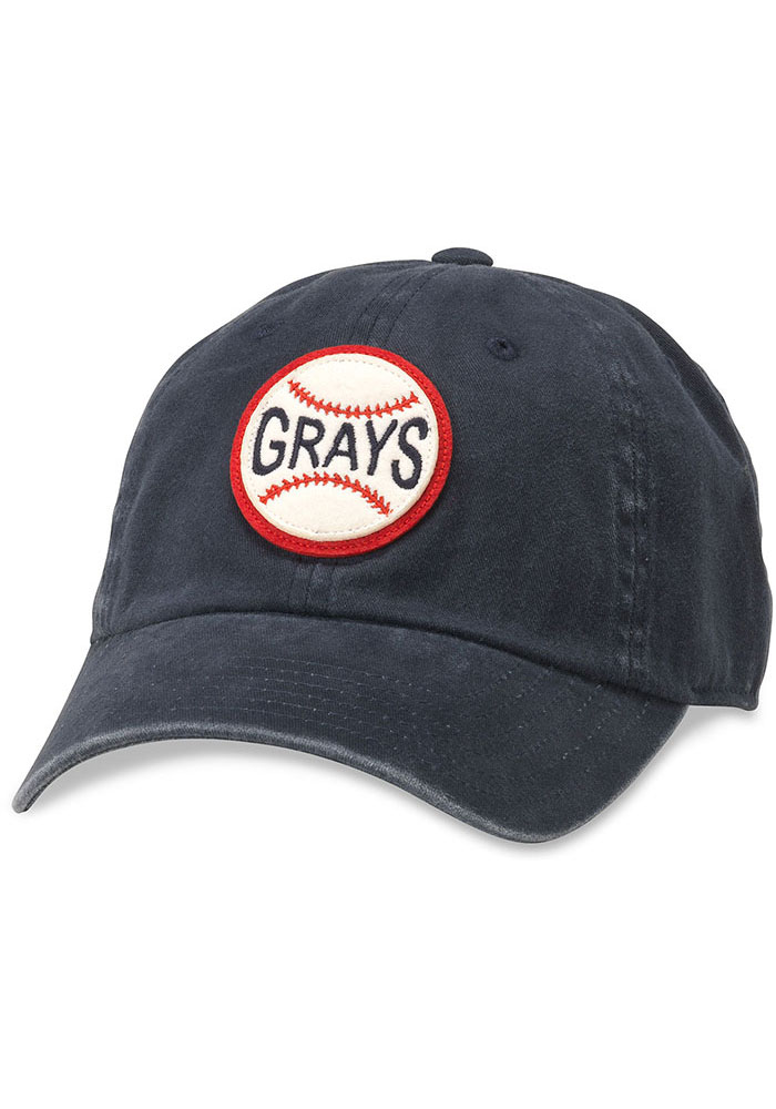 Homestead Grays Archive Adjustable Hat - Navy Blue
