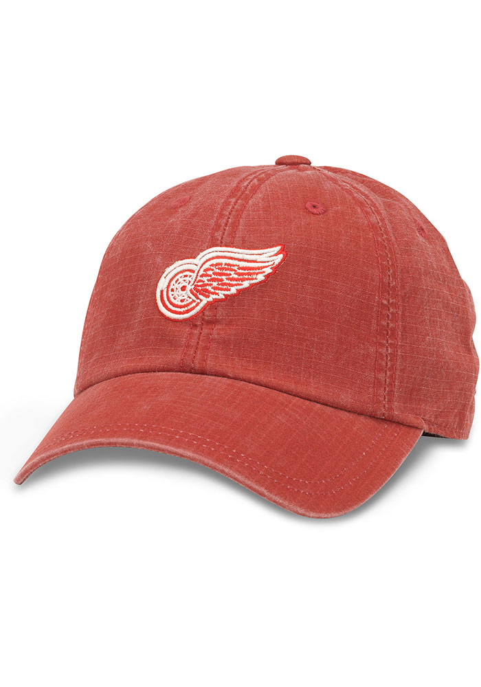 Detroit Red Wings Conway Adjustable Hat - Red - Image 1