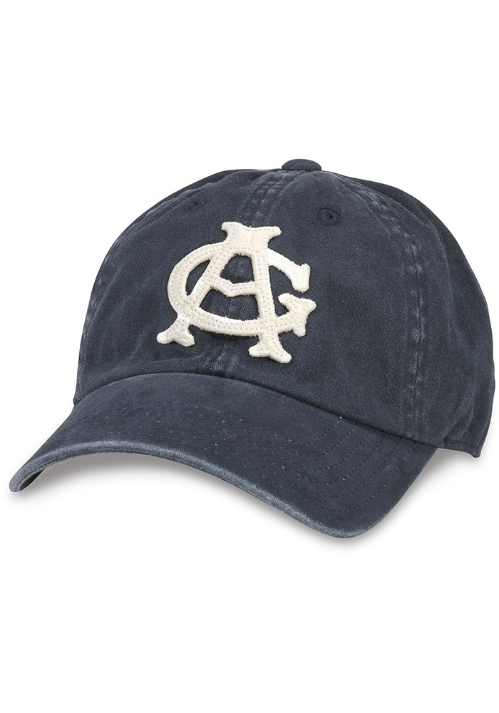 Chicago American Giants Archive Adjustable Hat - Navy Blue - Image 1