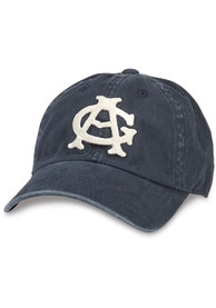 Chicago American Giants Archive Adjustable Hat - Navy Blue