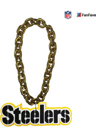 Pittsburgh Steelers Fan Chain Spirit Necklace