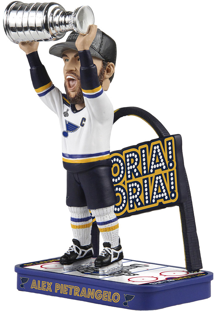 St Louis Blues ALEX PIETRANGELO GLORIA GLORIA BOBBLEHEAD Bobblehead - Image 2