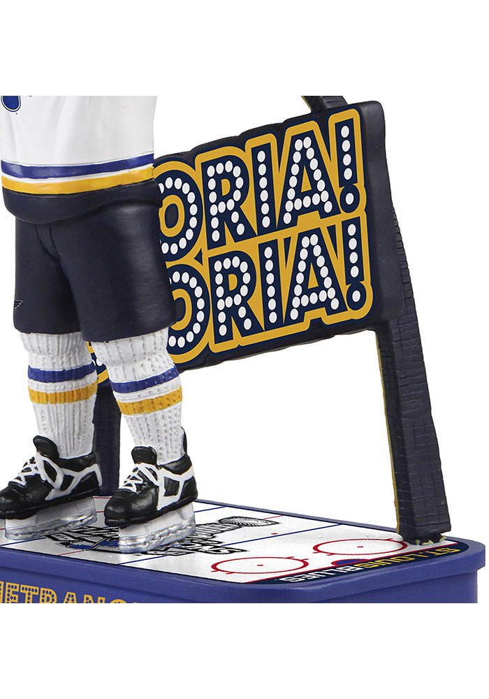 St Louis Blues ALEX PIETRANGELO GLORIA GLORIA BOBBLEHEAD Bobblehead - Image 3