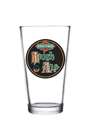 Beers & Breweries Pint Glass
