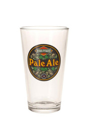 Boulevard Brewing Pale Ale Pint Glass