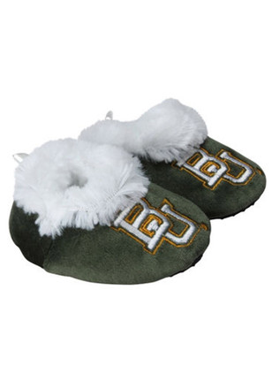 Baylor Fuzzy Slippers