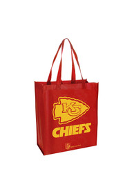 Kansas City Chiefs Red Reusable Bag