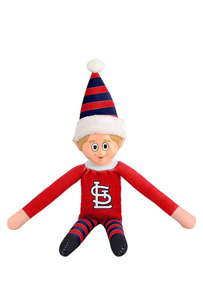 St Louis Cardinals Team Elf Decor - Image 1