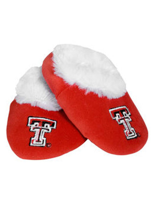Texas Tech Red Raiders Fuzzy Slippers
