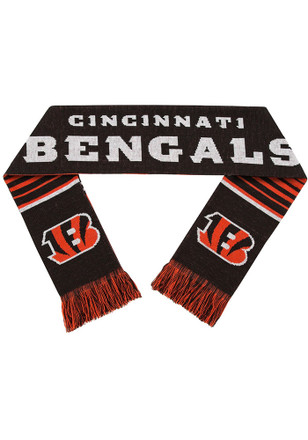Cincinnati Reversible Stripe Scarf