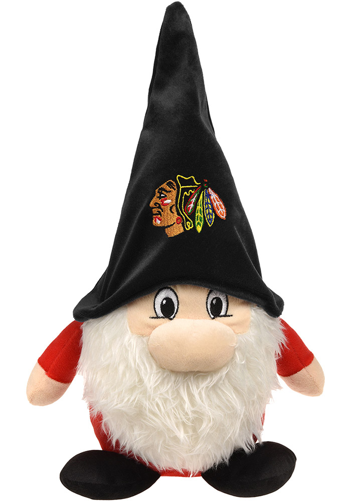 Chicago Blackhawks 7g Gnomie Plush - Image 1