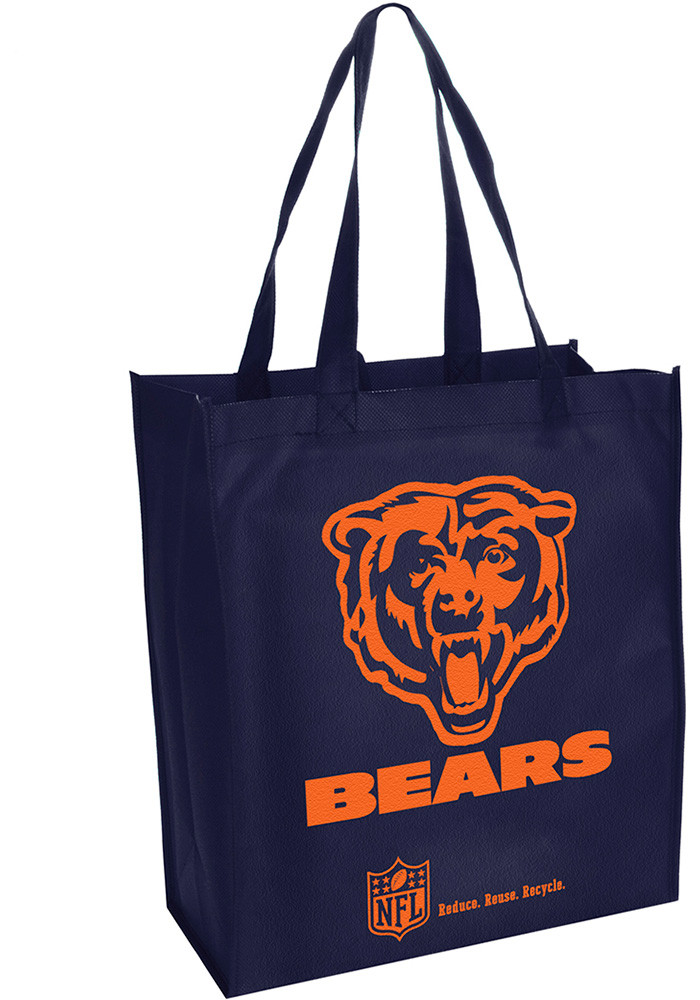 Chicago Bears Team Logo Reusable Bag - Image 1
