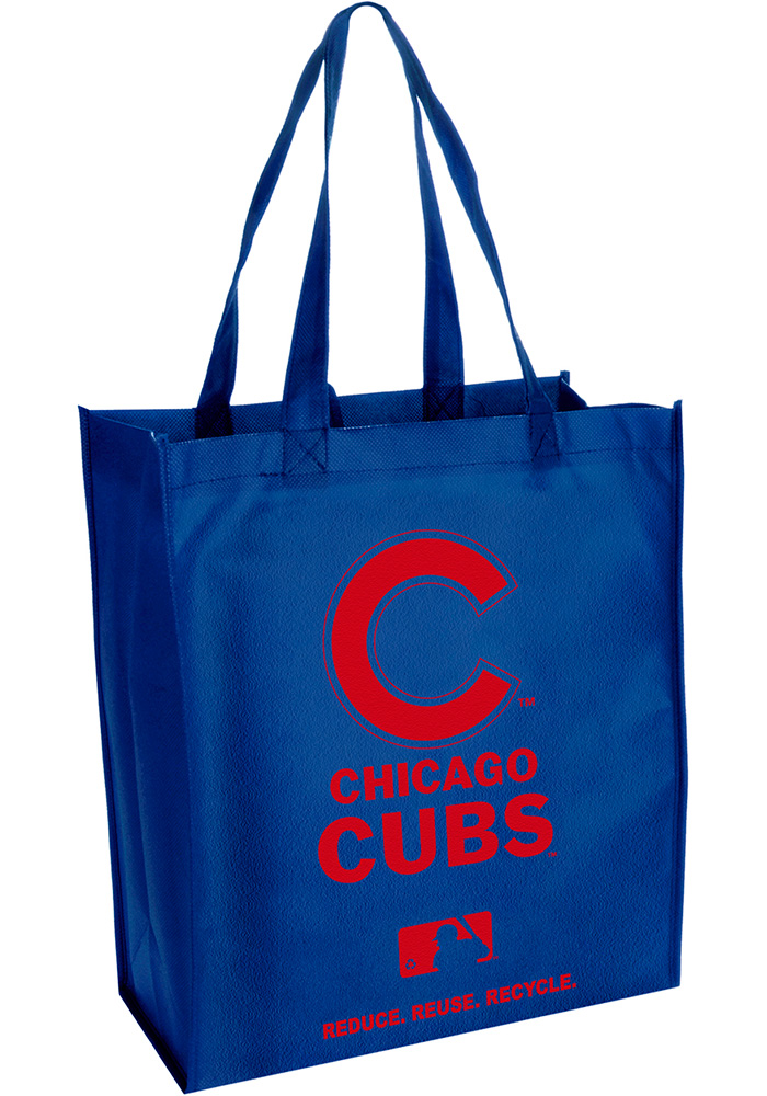 Chicago Cubs Team Logo Reusable Bag - Image 1
