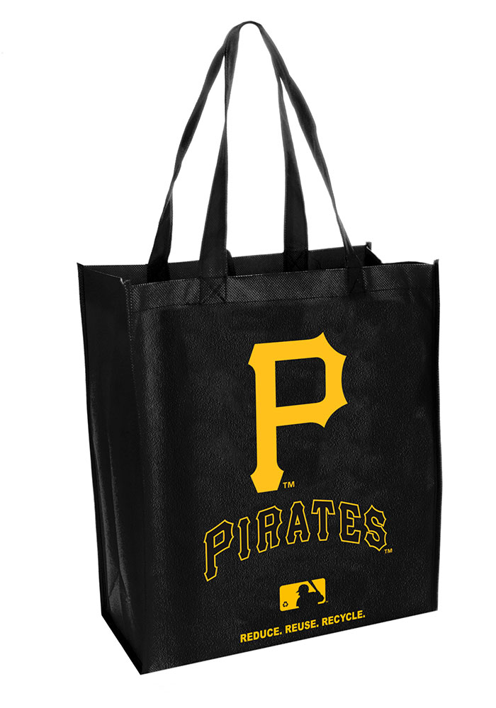 Pittsburgh Pirates Team Logo Reusable Bag - Image 1
