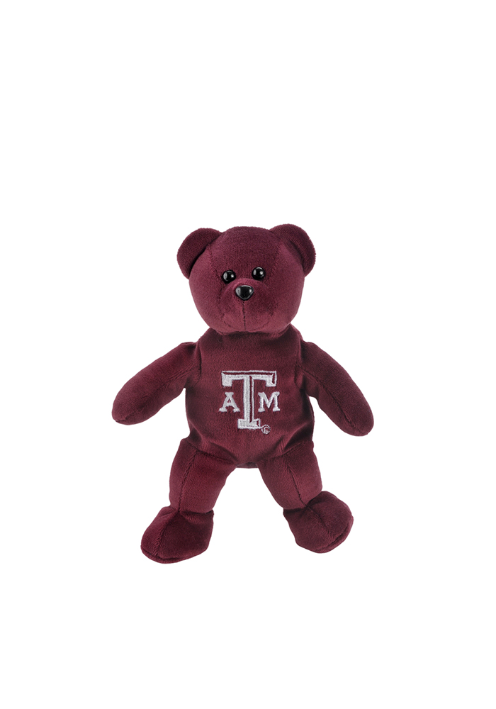 Texas A&M Aggies Solid Color Plush - Image 1