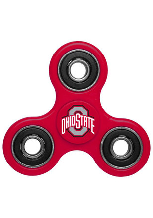 Ohio State Buckeyes 3-Way Diztracto Spinnerz Game