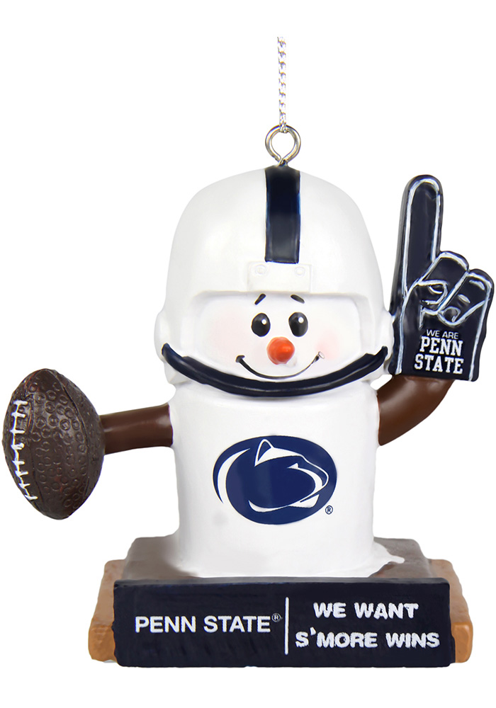 Penn State Nittany Lions Thematic S'mores Ornament - Image 1