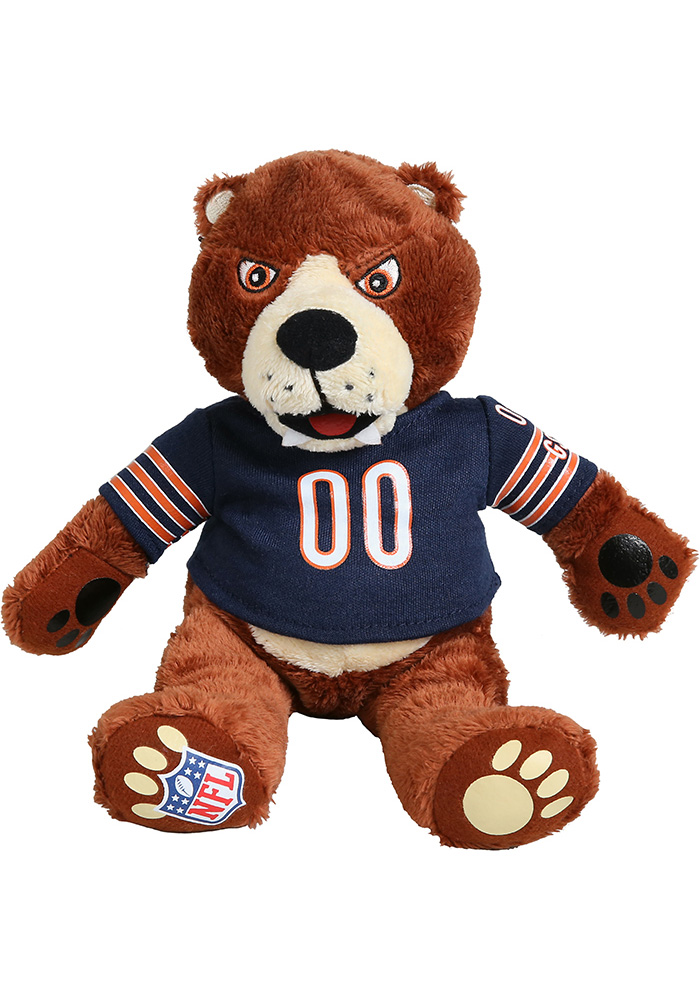 Chicago Bears 8 Mascot Plush