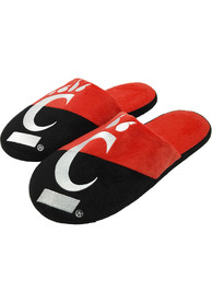 Cincinnati Bearcats Color Block Slide Slippers