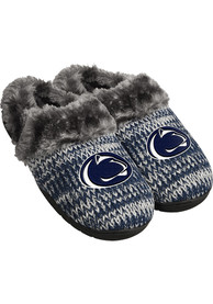 Penn State Nittany Lions Womens Peak Slide Slippers - Blue