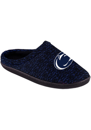 Penn State Nittany Lions Poly Knit Cup Sole Slippers