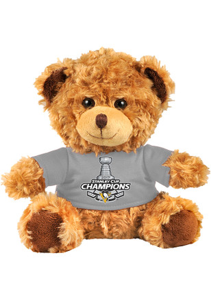 Pittsburgh Penguins 2017 Stanley Cup Champions Plush