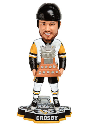 Pittsburgh Penguins 2017 Stanley Cup Champions Figurine