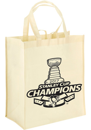 Pittsburgh Penguins 2017 Stanley Cup Champions Reusable Bag