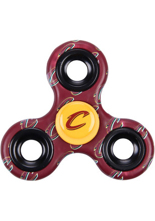 Cleveland Cavaliers Printed Diztracto Spinnerz Game