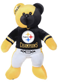 Pittsburgh Steelers Super Bowl X Champions Thematic Plush