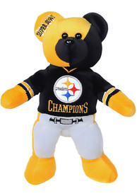 Pittsburgh Steelers Super Bowl Champions XIII Thematic Plush