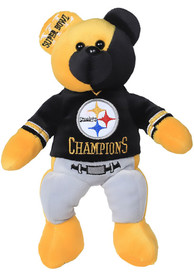 Pittsburgh Steelers Super Bowl XL Champions Thematic Plush