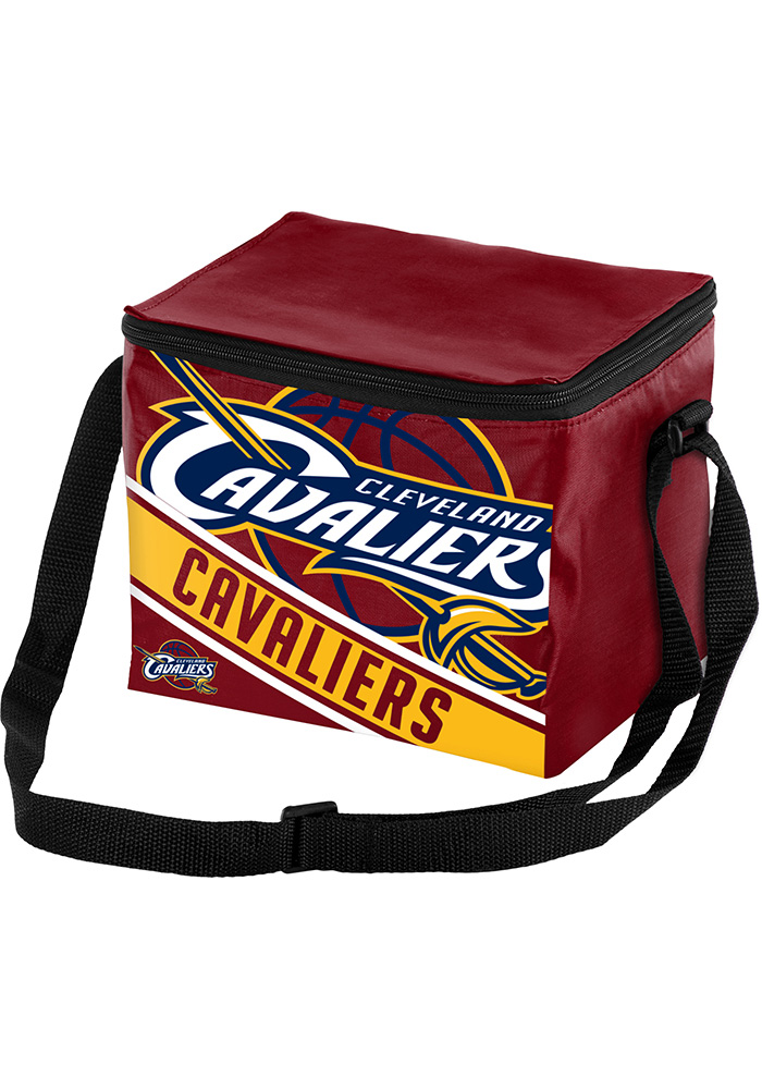 Cleveland Cavaliers 6 pack Cooler - Image 1