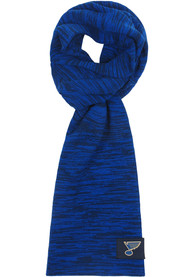 St Louis Blues Womens Colorblend Infinity Scarf - Blue