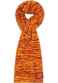 Cleveland Cavaliers Womens Colorblend Infinity Scarf - Red