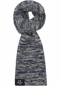 Dallas Cowboys Womens Colorblend Infinity Scarf - Navy Blue