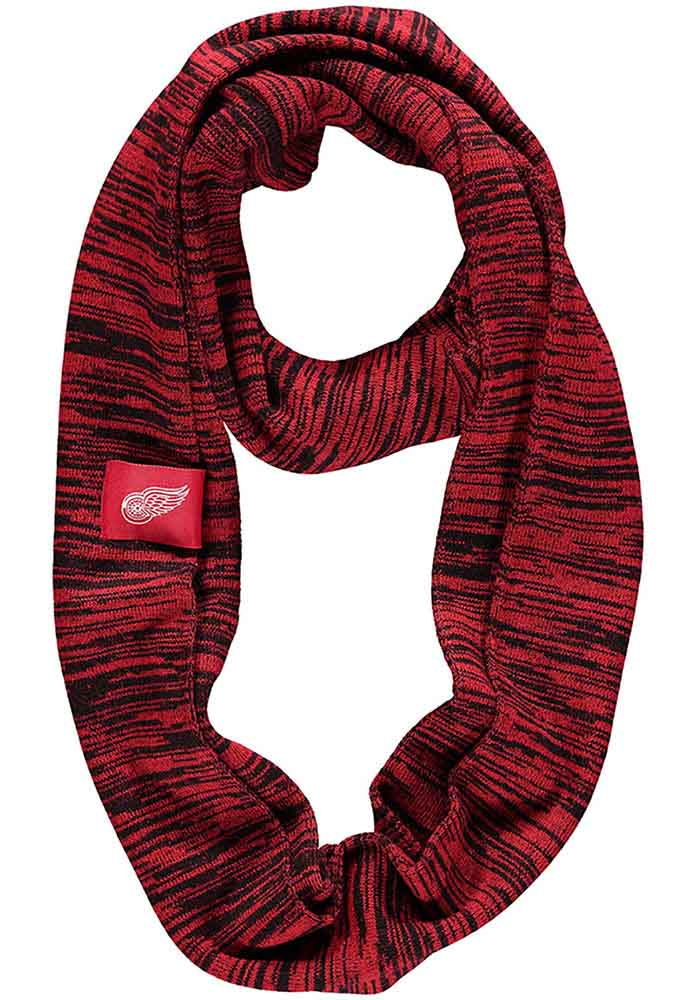 Detroit Red Wings Colorblend Infinity Womens Scarf - Image 1