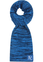 Kansas City Royals Womens Colorblend Infinity Scarf - Blue