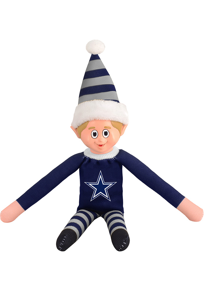 Dallas Cowboys Team Elf Decor - Image 1