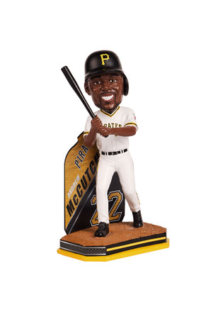 Andrew McCutchen Pittsburgh Pirates Name and Number Bobblehead