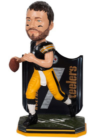 Ben Roethlisberger Pittsburgh Steelers Name and Number Bobblehead