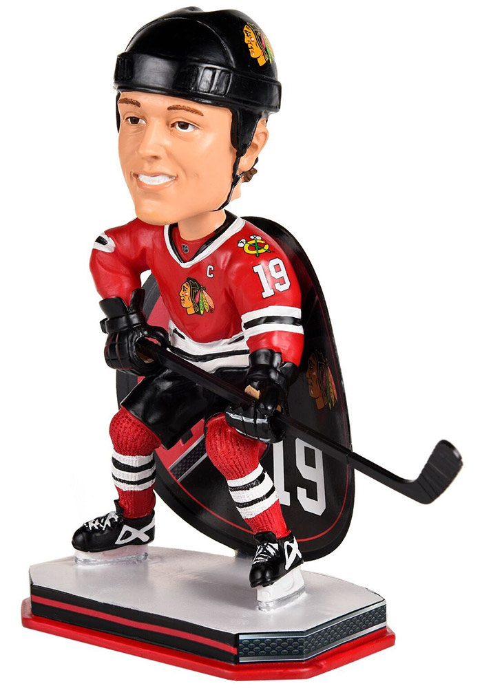 Jonathan Toews Chicago Blackhawks Name and Number Bobblehead