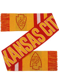 Kansas City Chiefs Reverisble Themetic Scarf - Red