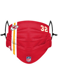 Kansas City Chiefs Tyrann Mathieu Fan Mask - Red