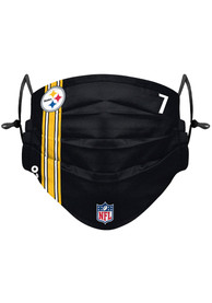 Pittsburgh Steelers Ben Roethlisberger Fan Mask - Black