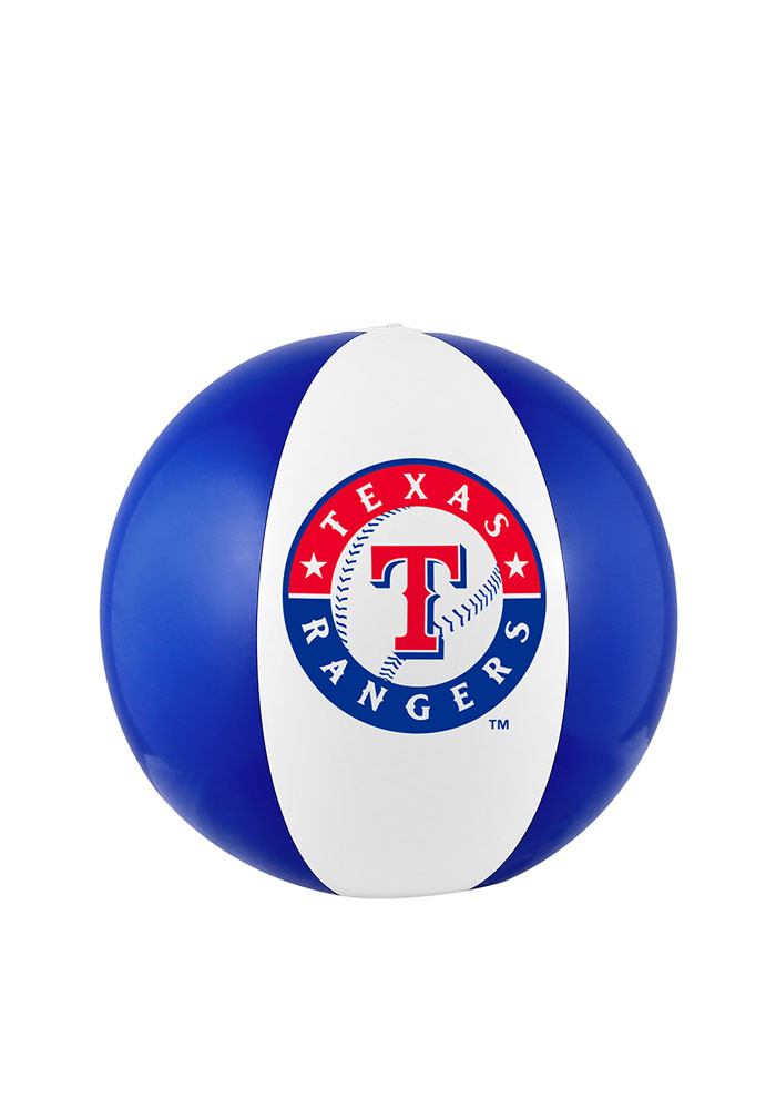 Texas Rangers Beach Ball Pool Accessory - Image 1
