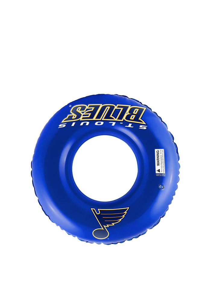 St Louis Blues Inflatable Tube Pool Accessory - Image 1
