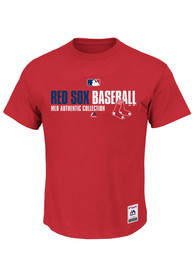 Majestic Boston Red Sox Red Team Favorite Tee